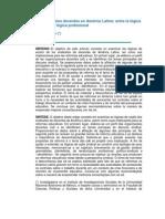 Los sindicatos docentes en América Latina