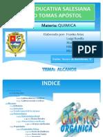 Alcanos Exposicion CD