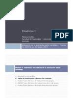 Estadistica II - Clase 8