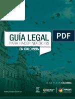 Guia Legal Para Hacer Negocios en Colombia 2012