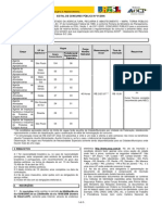 Edital MAPA Fiscal 2007