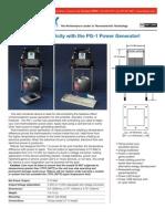 PG1 Spec Sheet