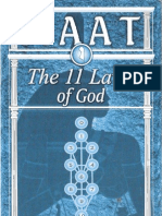Maat the 11 laws of God