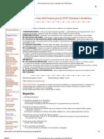 Breve Guía del Usario para la calculadora de TI-89 Titanium