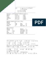 A 232 Formulae