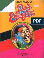 Duke Ellington - The Great Music of Duke Ellington