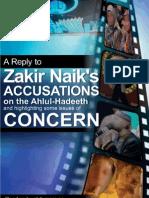 Reply To Dr. Zakir Naik