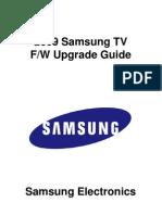 2009 FW Upgrade Guide