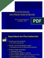 Patologias Em Pisos Industriais Anapre RJ Marcel Chodounsky Dez2010