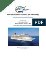 Costa Concordia - Full Investigation Report