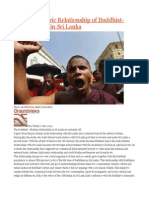 The Asymmetric Relationship of Buddhist-Muslim Bond in Sri Lanka