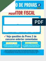 002.Caderno de Testes - Receita Federal 2012 (Auditor)