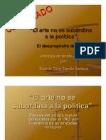 0901-El Arte No Se Subordina-Tarrillo,Danny (1)