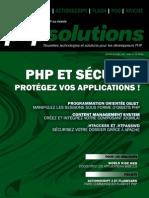 PHP Et Securite 08 2010