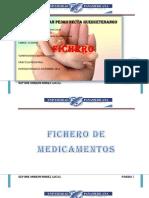 FICHERO MEDICAMENTOS NOE PEDIATRÍA