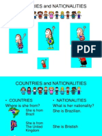 1747-Countries and Nationalities