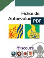 Fichas de AutoevaluacioFICHASn Pista y Senda
