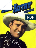 Gene Autry Dell Comics 1946