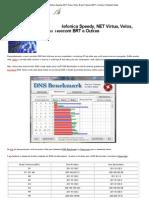 DNS Da Telefonica Speedy, NET Virtua, Velox, Brasil Telecom BRT e Outras _ DSystem News