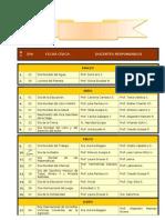 14CP - JC - CALENDARIO CÍVICO ESCOLAR