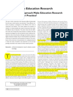 Willa a Clinical Approach Make Education Research More Relevant for Practice - Jacqueline a. Bulterman-bos