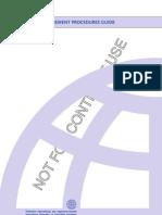 FIDIC Procurement Guide