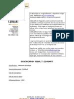 73 Identification Des Filets Courants