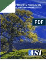 ASI Product Catalog 2009