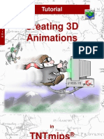 Creating 3D Animations