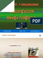 Clasificacinmdico Funcional 110206020336 Phpapp01