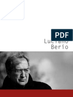 Berio Catalogue