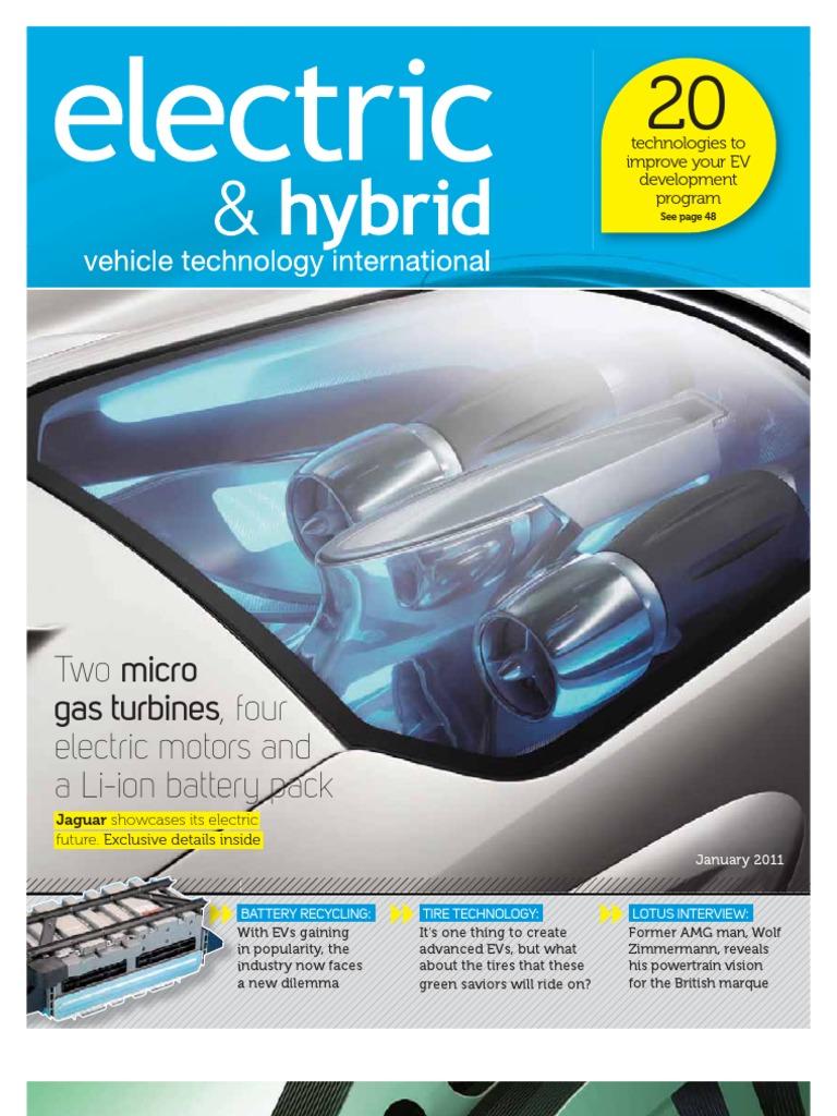 46636358 Electric Hybrid Vehicle Technology International 2011 Auto Wiring Diagram Library Oem 2000 Honda 4 Cylinder Front Oxygen Sensor Gas Turbine