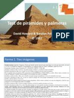 Test de Piramides y Palmeras f1 y f2