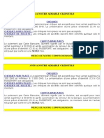 Procedure Paiement 1