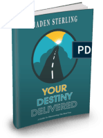 Your Destiny Delivered eBook