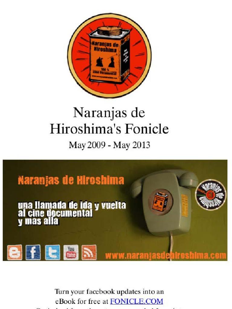 41612340a8cb Naranjas de Hiroshima Facebook eBook