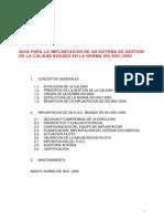 Guia Implantacion ISO