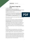 Leistungsschutzrecht Bundestag