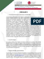 Circular 5 Aled Argentina