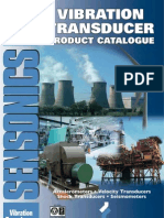 Vibration Transducers Brochure