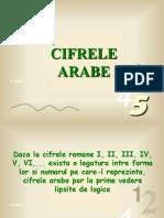 Cifrele Arabe F.F.interesant George