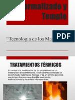 Expo de Normalizacion y Temple