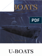 [Conway Maritime Press] U-Boats - History, Development and Equipment 1914-45
