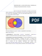 DISONANCIAS  epistemologicas upel 27-04-2013.