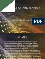 BOMBAS DE  COMBUSTIBLE.pptx