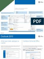 Guía Rápida Outlook 2013