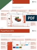 Guía Rápida PowerPoint 2013