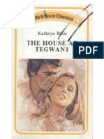 Kathryn Blair ,The House at Tegwani