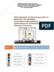 Sistematizacion de Experiencia Grupo7 ART CIU-FATLA