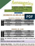 O Mensageiro 06 13 Joanna